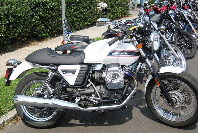 Moto Guzzi V7 Classic, my next bike