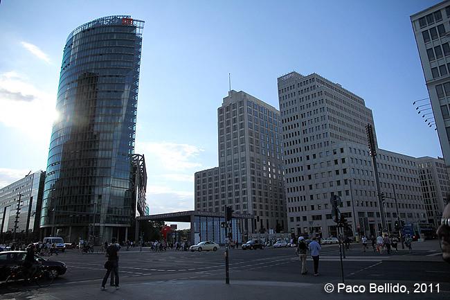 Berlín - Potsdamer Platz