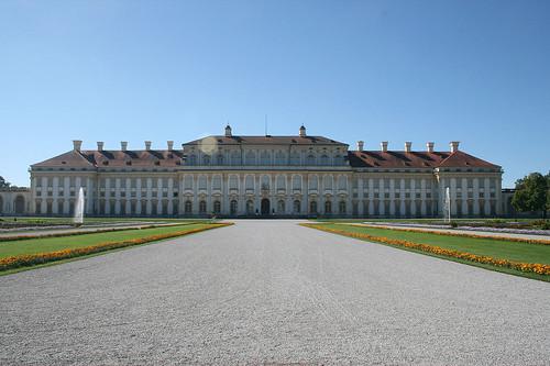 Hauptgebäude - Schloß Oberschleißheim