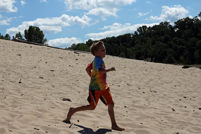 Sam on Dunes 2