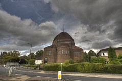 Catholic Church Of St Teresa Of The Child Jesus, Princes Risborough (IFM Photographic) Tags: charity 2 canon catholic bikeride tamron rc hdr romancatholic childjesus 450d stteresaschurch 1024mm saintteresaschurch giusepperinvolucri sp1024mmf3545 ridestride tamronsp1024mmf3545 rideandstride catholicchurchofstteresaofthechildjesus img37192021tonemapped