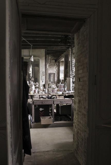 Peter Gabriëlse - studio -200