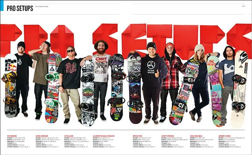 Transworld 2012 Buyers Guide