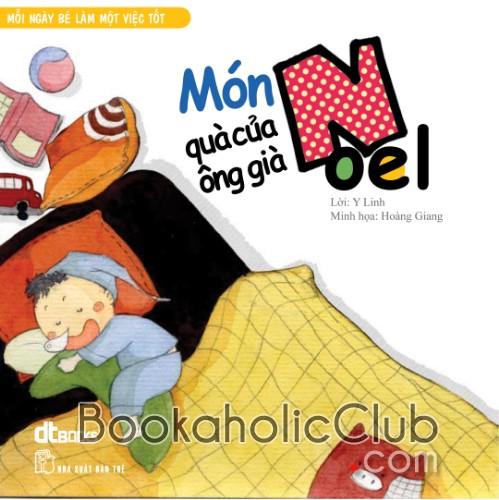 DTbooks - mon-qua-noel