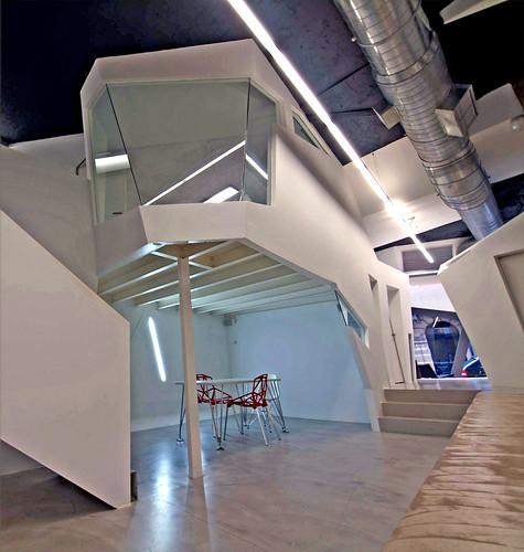 espacio de trabajo para empresa creativa supperstudio, bilbao 19