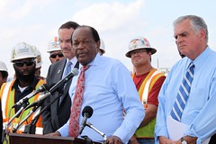 "Concilmember Marion Barry Welcomes Officials to Ward 8 • <a style=""font-size:0.8em;"" href=""http://www.flickr.com/photos/51922381@N08/6140869587/"" target=""_blank"">View on Flickr</a>"