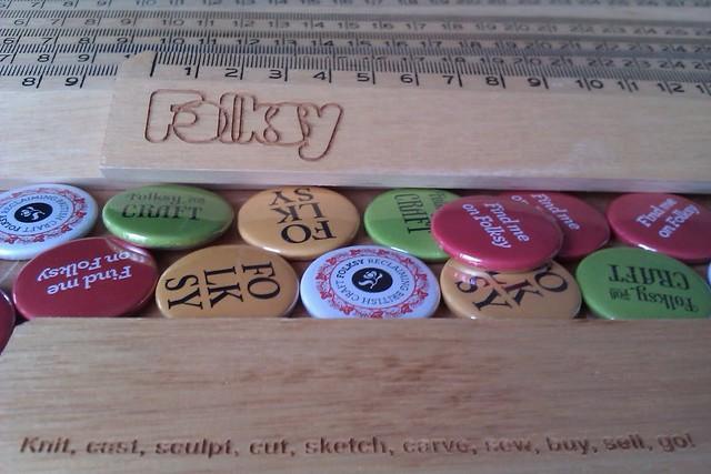 Folksy Rulers