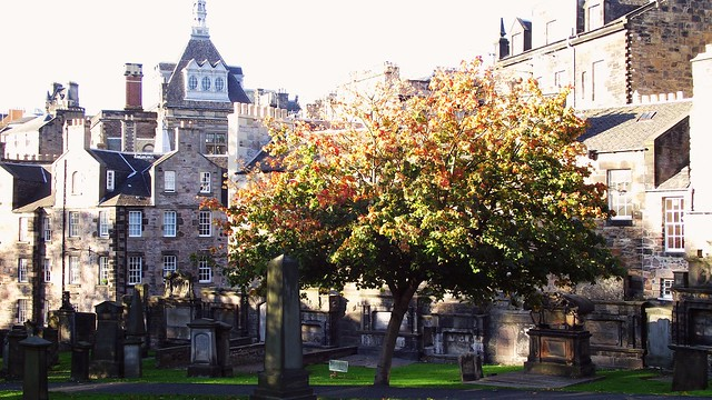 Greyfriars, autumn 01