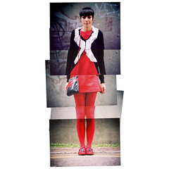 mar montage portrait (lomokev) Tags: red fashion lomo lca lomography kodak kodakportra400vc lomolca portra reddress lomograph kodakportra400 kodakportra deletetag montageportrait file:name=110823lomolcavc2632edit roll:name=110823lomolcavc