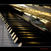 228/365 The golden piano...