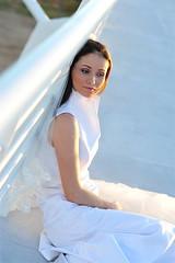 TTD (alinakrainic) Tags: wedding nikon d models 700 trashthedress