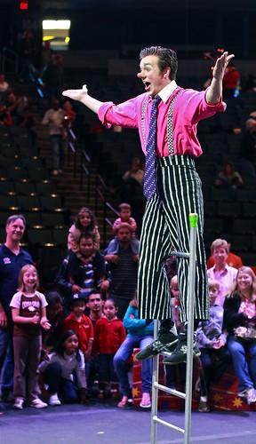 Circus Pre-show