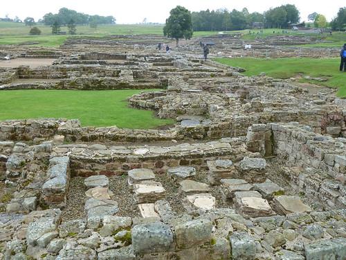 Vindolanda Roman Site