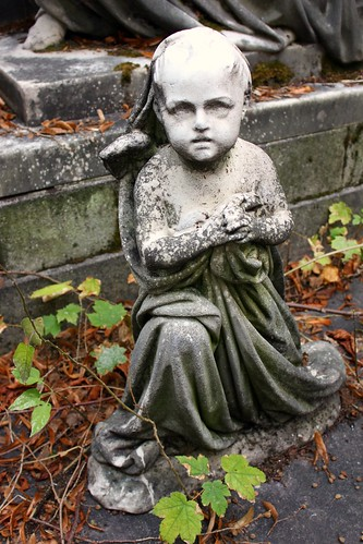 Forgotten Tomb Statue of a Babygirl