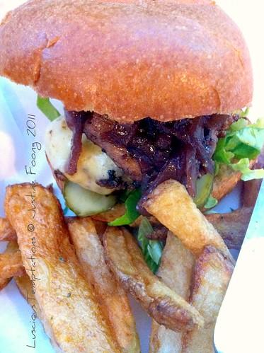 Honest - Honest Burgers, Brixton