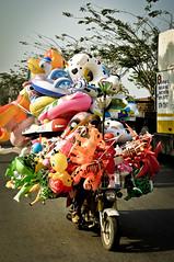 Art of Transportation (staffan.scherz) Tags: bike traffic transport scooter cargo vietnam motorbike massive heavy load saigon hochiminhcity burden overload vn