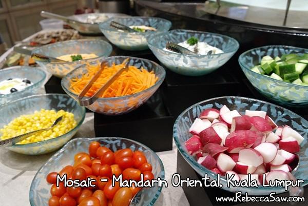Mosaic- Mandarin Oriental, Kuala Lumpur-57
