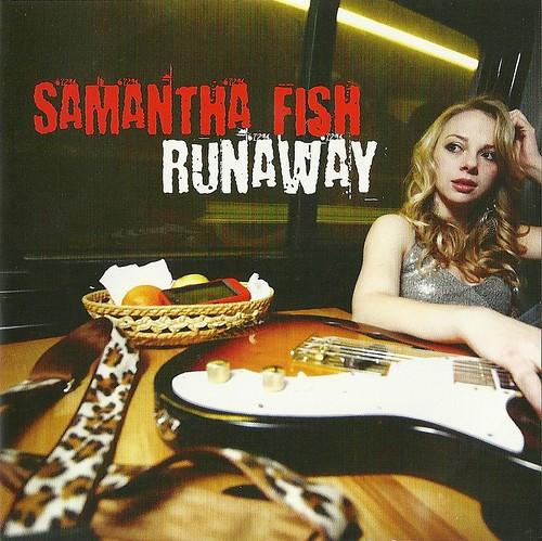 Samantha Fish Runaway CD Cover