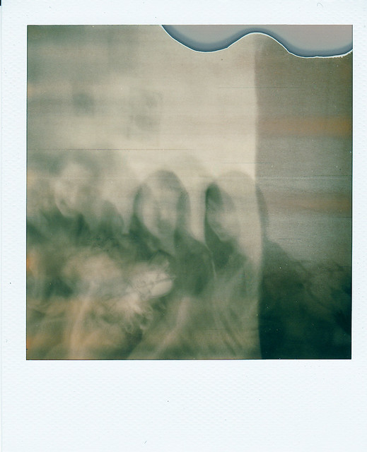 Day 342 - Ghost Polaroid