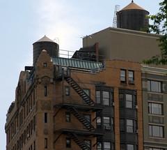 Fire Escape Design (syscosteve) Tags: nyc buildings fireescape archetecture swastica