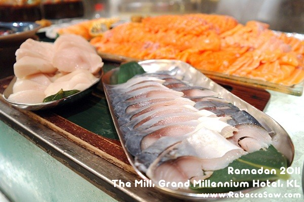 Ramadan buffet - The Mill, Grand Millennium Hotel-36