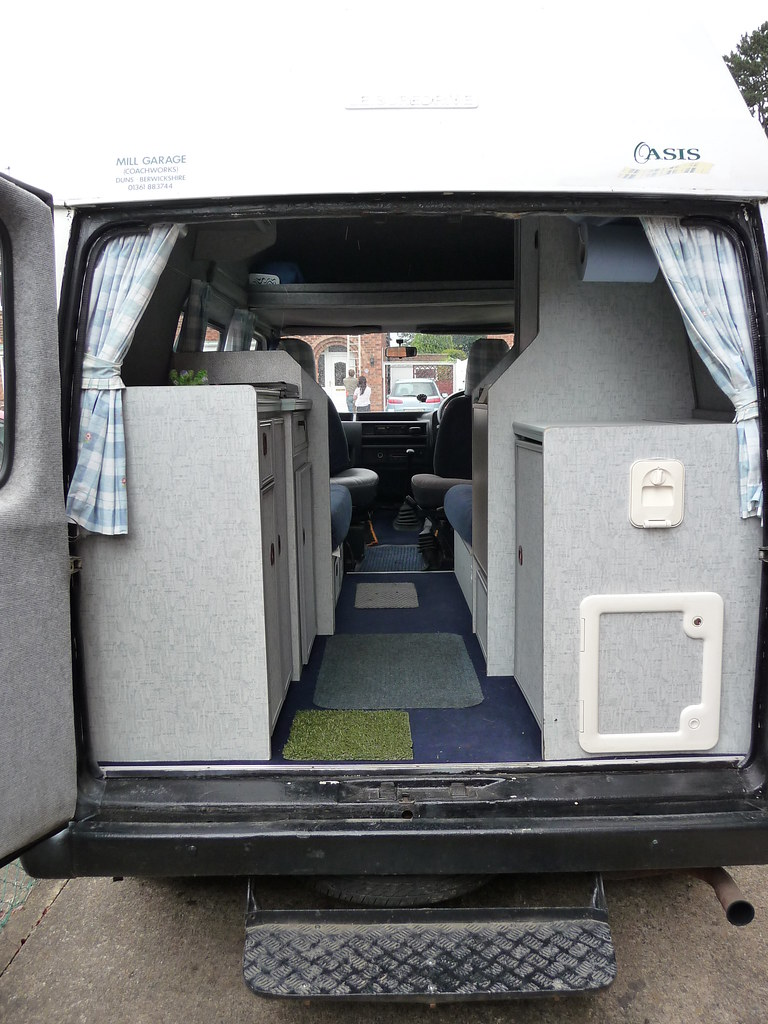 Ford Transit Forum View Topic Tin Tent Tranny