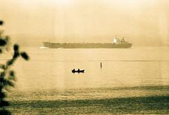 Ytre Oslofjord 1969 (estenvik) Tags: norway boat ship fjord re2 stfold bter topcon larkollen kollen rygge estenvik erikstenvik