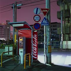 20 (akira ASKR) Tags: longexposure night fuji hasselblad okinawa  naha provia provia100f  hasselblad500cm   rdpiii izumizaki  planarcf80mm