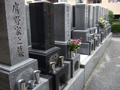 0075 - 07.07.2007 - Cementerio Asakusa