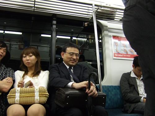 0684 - 12.07.2007 - Camino Shibuya (Happiest man in the world)