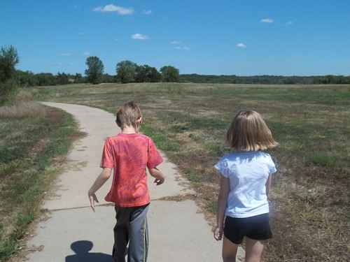 222/365 {2011} - On a Walk