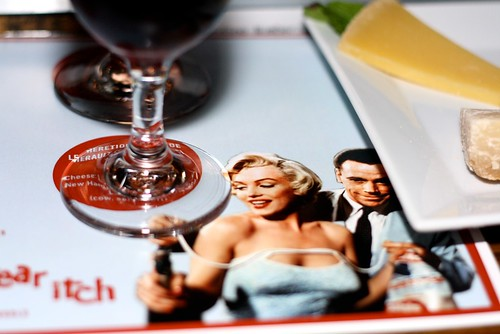 Wine and Cheese at Sommelier Cinema