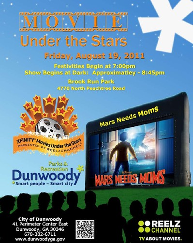 Dunwoody Mars needs Moms by Heneghan