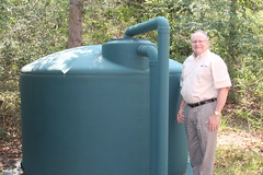 Farewell to a water resources legend
