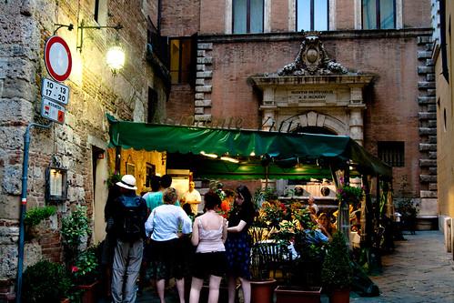 Ristorante Vitto in Siena