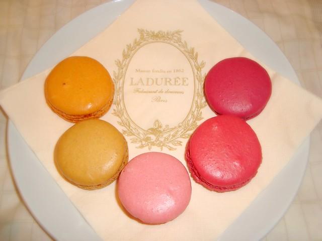 Ladurée Macarons