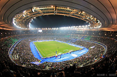 Stade de France (Richard E. Ducker) Tags: paris france de football stadium estadio futebol stade