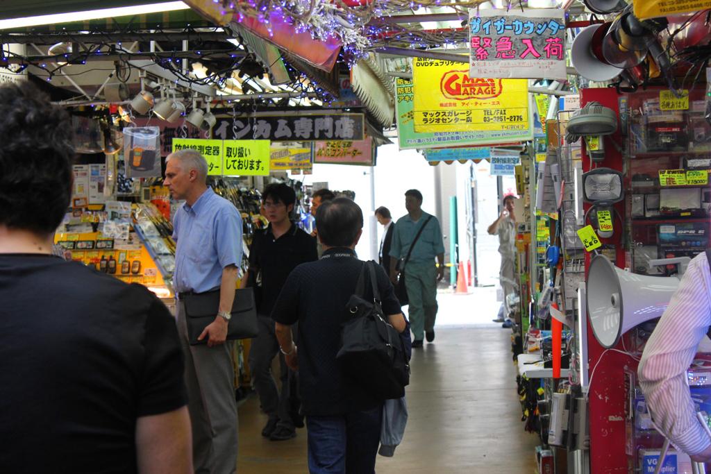A walking guide of Akihabara (21)