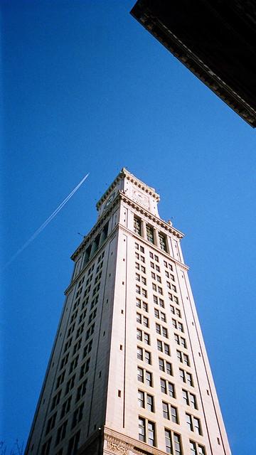 The Clock Tower, Boston, MA