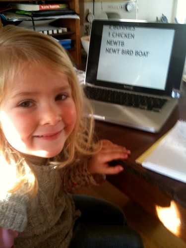 Learning to type words