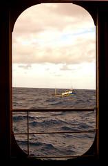 through the bulkhead (A2L) Tags: light sun brasil boat offshore framing macae