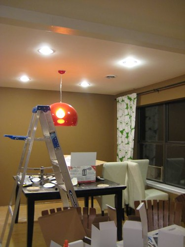 Dining Room Can Lights