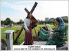 '8th Station of the Cross' at St. Anne's Sanctuary, Bukit Mertajam