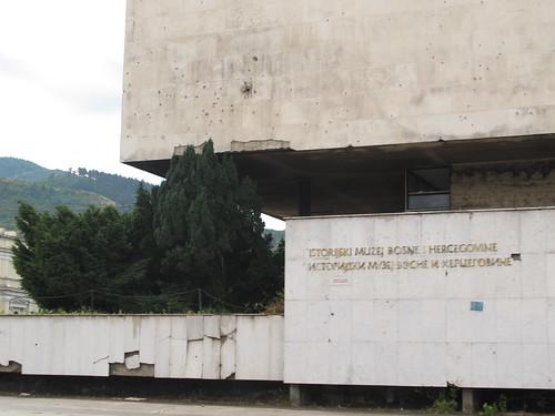 Museo de historia de bosnia herzegovina, sarajevo