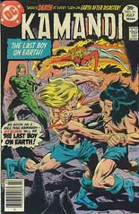Kamandi 51 (micky the pixel) Tags: comics dc comic jackkirby heft kamandi