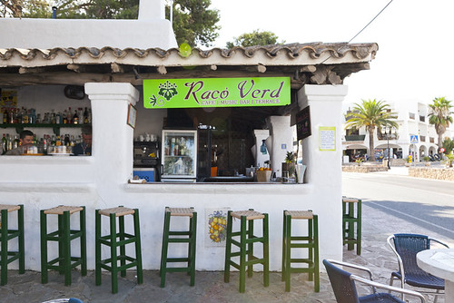Raco Verd, Ibiza Cafe & Bar