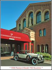 1930 Packard 740 Roadster (sjb4photos) Tags: model packard concoursdelegance 740 autoglamma 1930packard 2011stjohnsconcours