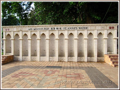 St Anne's Water, closeby the Shrine of St Anne, Bukit Mertajam