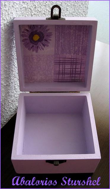 La caja por dentro