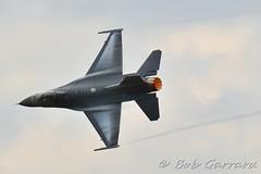 Viper East F-16 Demo Team (Bob Garrard) Tags: show demo airport team michigan air over run east f16 willow viper thunder yip kyip